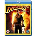 The Kingdom Filmer Indiana Jones and the Kingdom of the Crystal Skull [Blu-ray] [2008]